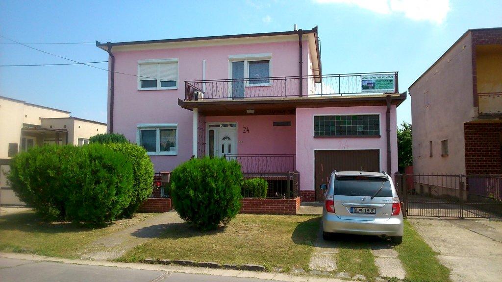 ef269b2c37ebc Apartmánový dom NELLY - Veľký Meder