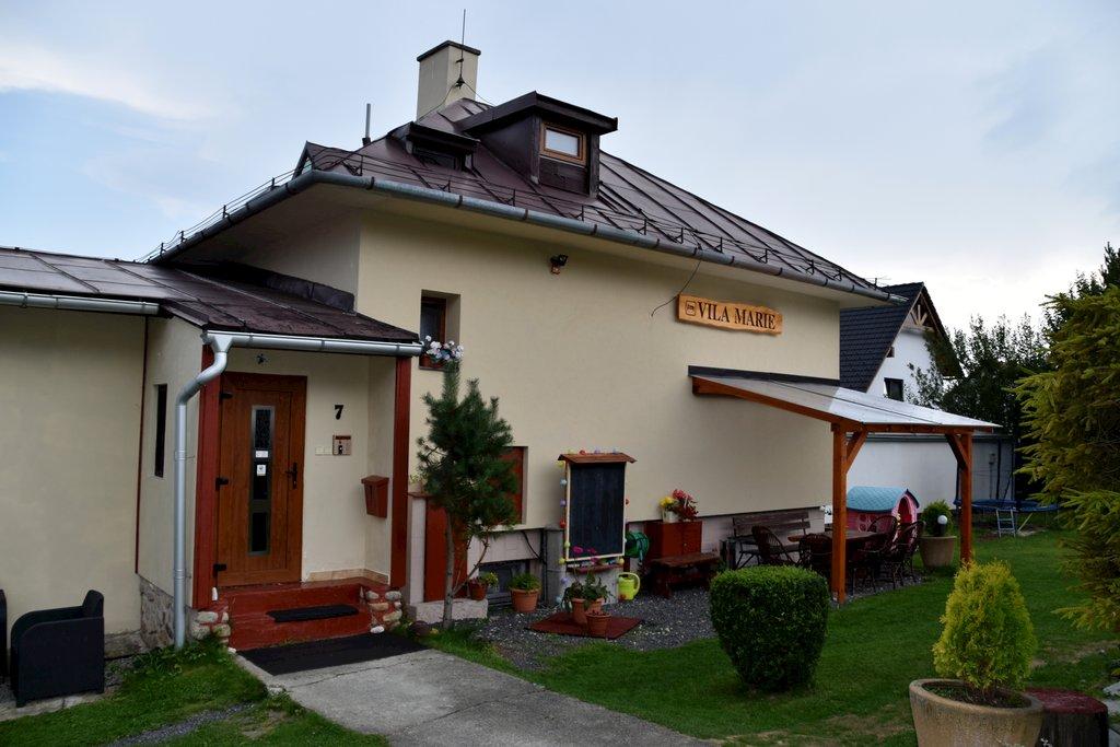 Vila Marie - Tatranské Zruby f43b094f614