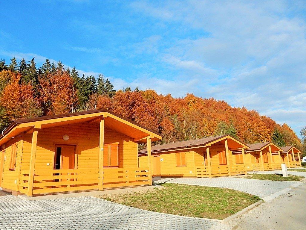 Ubytovanie v okolí Hriňová - vily, domy