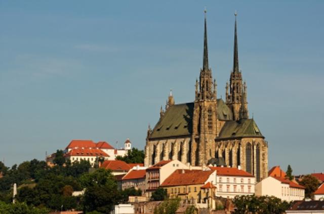 Levné ubytování Brno 1