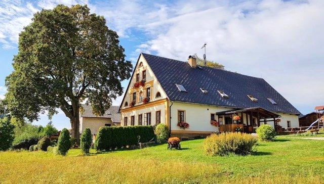 Penziony Adršpach 1