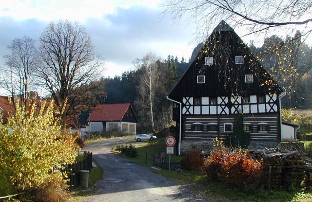 Penziony Adršpach 2