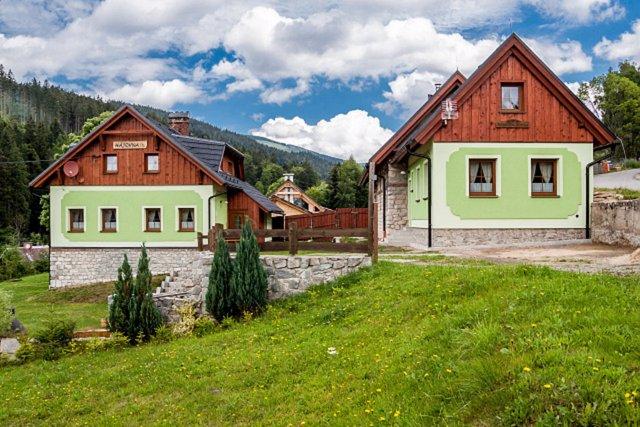Chaty a chalupy Dolní Morava 2