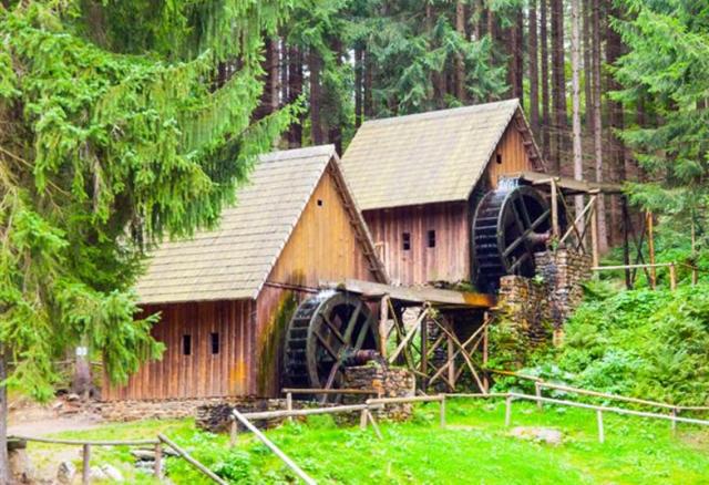 Ubytování na Zlatohorské vrchovině 2