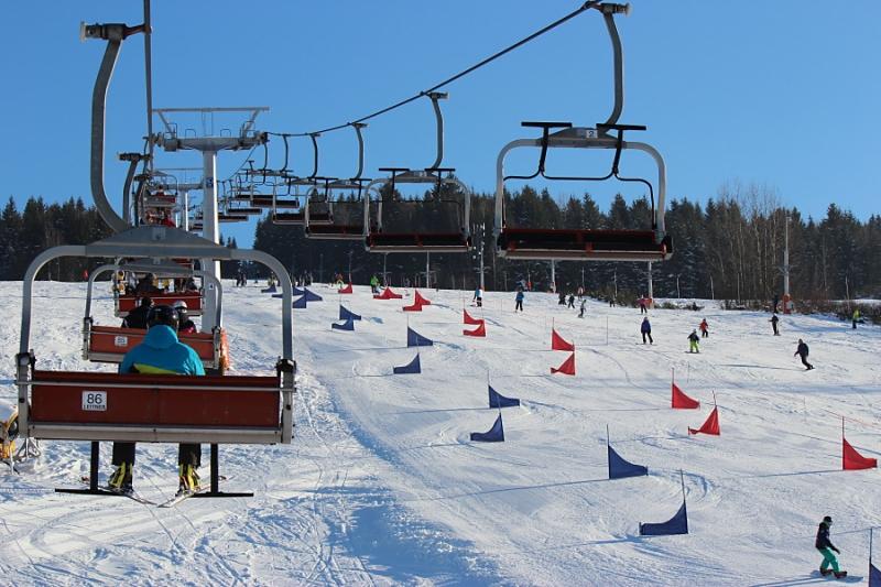 Ubytovanie Lyžiarske stredisko Ski Krušetnica f06306929f1