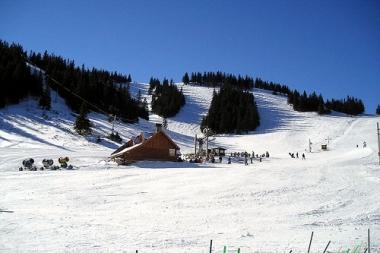 Na severných svahoch Nízkych Tatier nájdete lyžiarske trate 71a64683090